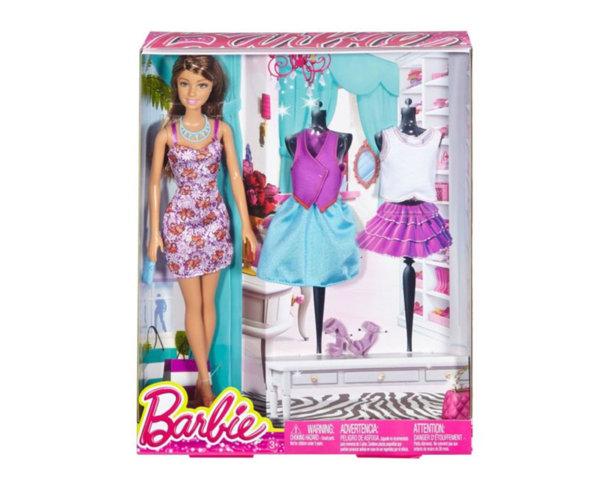 Кукла Barbie - Кукла с аксесоари, брюнетка